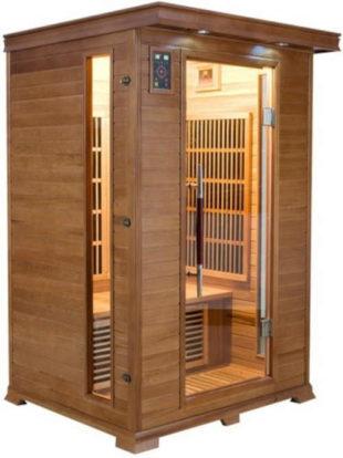 domácí infrasauna z kvalitního dřeva